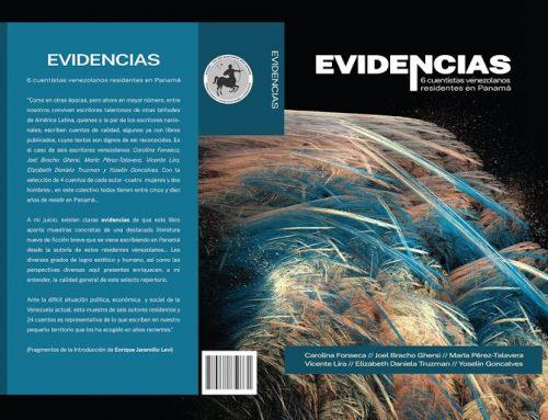 Evidencias, seis cuentistas venezolanos residentes en Panamá